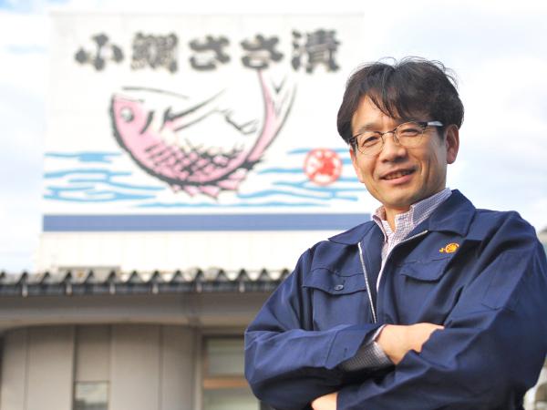 代表取締役社長 西野 弘純