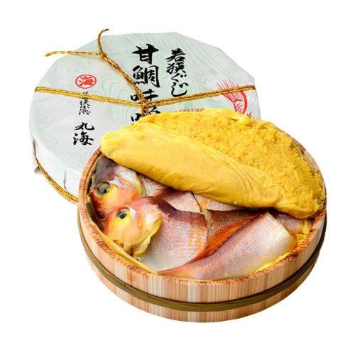 甘鯛味噌漬(8~10切800g)